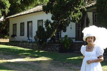 Resultado de imagem para fazenda Santa Eufrásia, em Vassouras, no Vale do Paraíba, construída na década de 1830